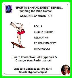 sports hypnosis - women's gymnastics