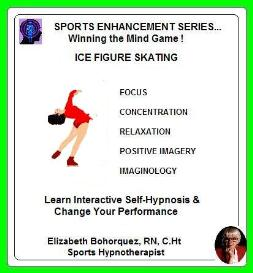 sports hypnosis - adult ice figure skating