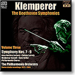 KLEMPERER conducts Beethoven Symphonies Volume 3, Stereo 24-bit FLAC | Music | Classical