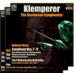 KLEMPERER Complete Beethoven Symphonies Set, Stereo 16-bit FLAC | Music | Classical