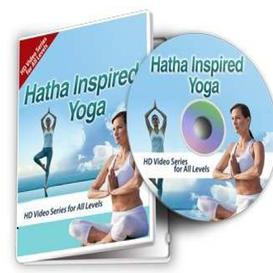 Vol 4. Hatha Yoga 15 HD Quality Videos