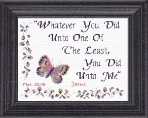 The Least | Crafting | Cross-Stitch | Other