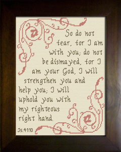 I am your God | Crafting | Cross-Stitch | Religious