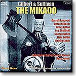 GILBERT & SULLIVAN The Mikado, D'Oyly Carte 1926, mono MP3 | Music | Classical