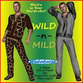 wild-n-mild for veranil m4 outfit