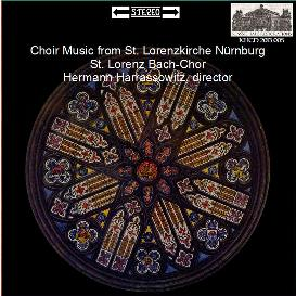 choir music from st. lorenzkirche nurnburg