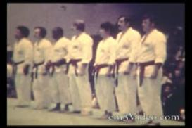 Download the Sports Movies and Videos | 1972 World Karate-do Championship - France -DOWNLOAD