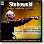 STOKOWSKI in Philadelphia, 16 March 1962, Stereo MP3 | Music | Classical
