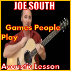 Learn to play The Games People Play by Joe South | Movies and Videos | Educational