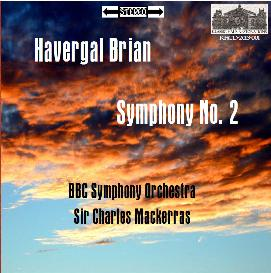 brian: symphony no. 2
