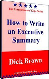AW/EE Pubs EE 211:  How To Write an Executive Summary