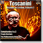 TOSCANINI Brahms in London, Volume 1, Ambient Stereo MP3 | Music | Classical