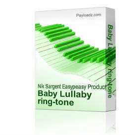 baby lullaby ring-tone