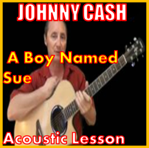 learn to play flesh and blood by johnny cash