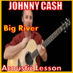 Learn to play Big River by Johnny Cash | Movies and Videos | Educational