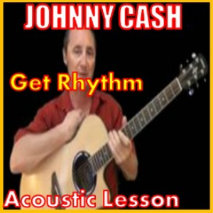 Learn to play Get Rhythm by Johnny Cash   Movies and Videos   Educational