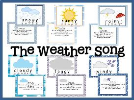 Weather Song Kit
