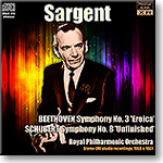 SARGENT conducts Beethoven and Schubert, Stereo MP3 | Music | Classical