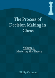 the process of decision making in chess - free samples of the series