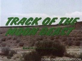 track of the moon beast - movie 1976 sci-fi horror download .avi