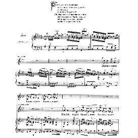 Dal tuo soglio luminoso, Medium Voice in F Minor, L.Leo. For Mezzo, Baritone. From: Arie Antiche (Parisotti) -1-Ricordi (1885) | eBooks | Sheet Music