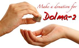 donate for dolma