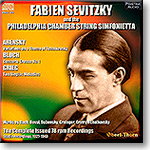 FABIEN SEVITZKY conducts the Philadelphia Chamber String Simfonietta, mono 16-bit FLAC | Music | Classical