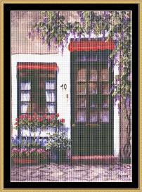 english door series - english door ii