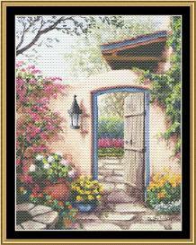 english door series - english door xii