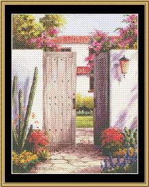 english door series - english door xv