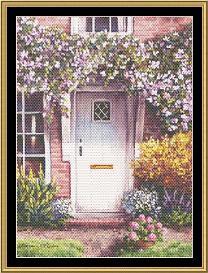 english door series - english door xiv