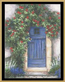 english door series - english door viii
