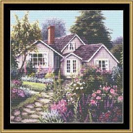 english garden collection - english garden vii