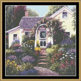 english garden collection - english garden viii