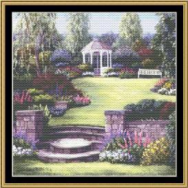 english garden collection - english garden ix