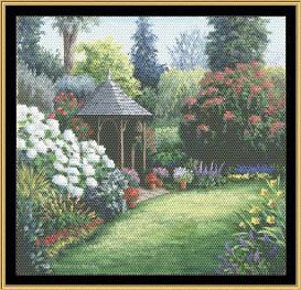 english garden collection - english garden xii