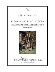 Many Songs I've Heard (PDF) | Music | Classical