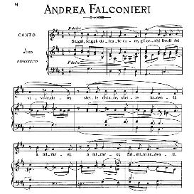 Segui segui in F Falconieri ric | eBooks | Sheet Music