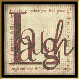 laugh & other sentiments