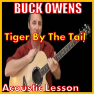 learn to play tiger by the tail by buck owens
