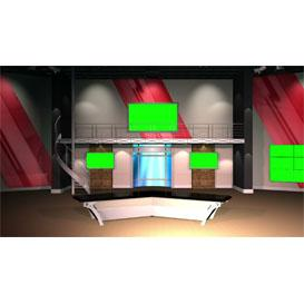 Studio 12 - Desk 02 w-monitors