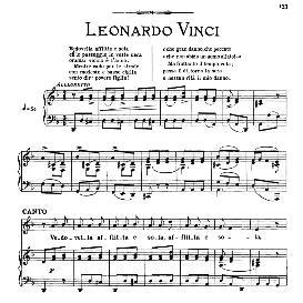 Vedovella afflitta e sola, Low Voice in D Minor, L.Vinci, Ed. Ricordi | eBooks | Sheet Music
