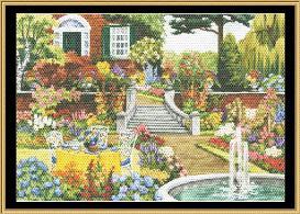 tea in the garden collection