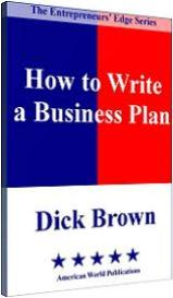 AWEE Pubs EE 212: How to Write a Business Plan