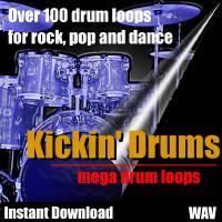 Acid Music Loops - Kickin Drums | Music | Soundbanks