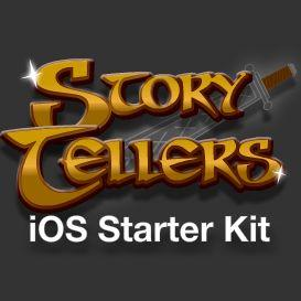 Story Tellers iOS Starter Kit v1.6 - Personal License