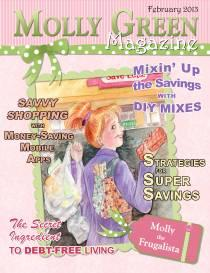 Molly Green Magazine- Molly the Frugalista