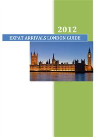 expat arrivals london guide