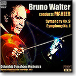 WALTER conducts Mahler, Symphonies 9 and 1, Stereo MP3 | Music | Classical