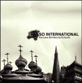 dj apollo - so international remixes